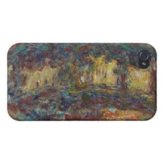 Coques iPhone 4/4S Claude Monet | le pont japonais
