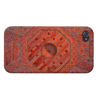 COQUES iPhone 4/4S COQUE IPHONE4 ART MAROCAIN