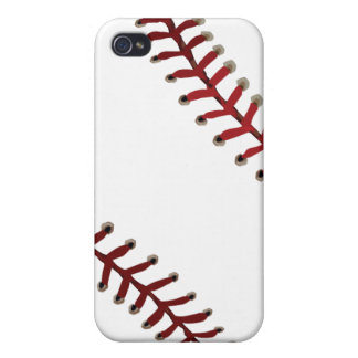 Coques iPhone 4/4S Points de base-ball