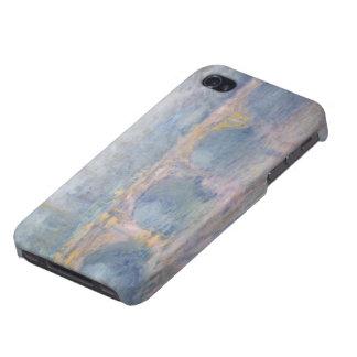 Coques iPhone 4/4S Pont de Claude Monet | Waterloo, Londres, au