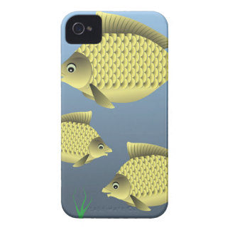 Coques iPhone 4 77Fish_rasterized