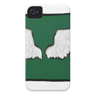 Coques iPhone 4 Ailes dures de Norht Dakota