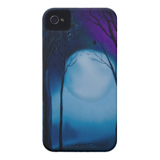 Coques iPhone 4 Art de forêt d'imaginaire