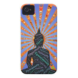 Coques iPhone 4 Art de médiation et de paix