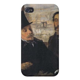 Coques iPhone 4 Autoportrait W Evariste de Valernes d'Edgar Degas