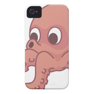 Coques iPhone 4 Bande dessinée de poulpe