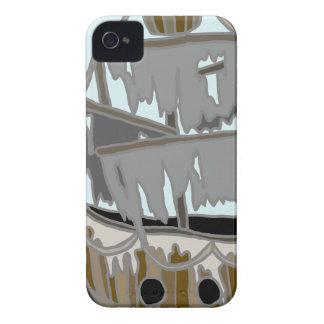 Coques iPhone 4 Bateau de fantôme