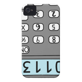 Coques iPhone 4 bonjour calculatrice