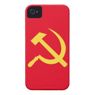 Coques iPhone 4 Cas universel de l'iPhone russe 4 de marteau et de