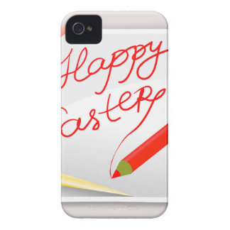 Coques iPhone 4 Case-Mate 150Happy Easter_rasterized