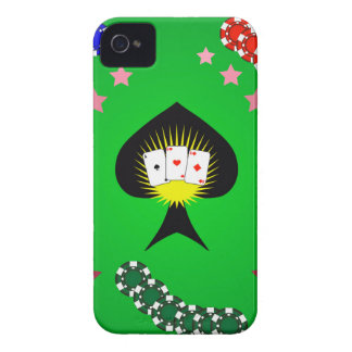 Coques iPhone 4 Case-Mate 64Casino Logo_rasterized