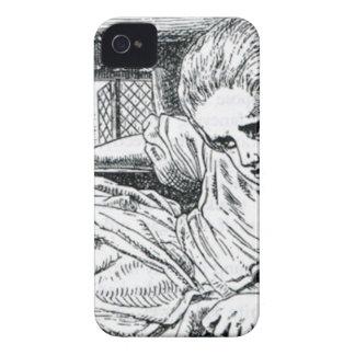 Coques iPhone 4 Case-Mate A ; glace fourrée dans une Chambre