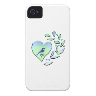 Coques iPhone 4 Case-Mate Amant de geai bleu