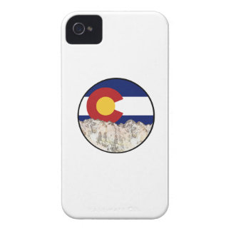 Coques iPhone 4 Case-Mate Amour de montagne rocheuse
