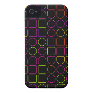Coques iPhone 4 Case-Mate Anneaux de couleur