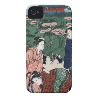 Coques iPhone 4 Case-Mate Art japonais vintage