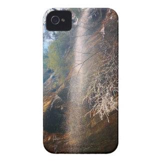 Coques iPhone 4 Case-Mate Automnes de chuchotement, collines Ohio de Hocking