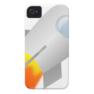 Coques iPhone 4 Case-Mate Bande dessinée Rocket