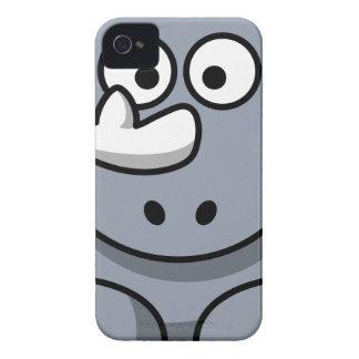 Coques iPhone 4 Case-Mate beau heureux de bébé de joie animale mignonne