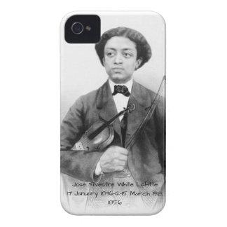 Coques iPhone 4 Case-Mate Blanc Lafitte de José Silvestre