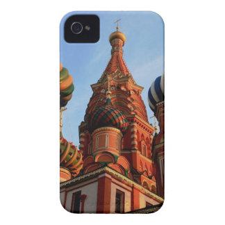 Coques iPhone 4 Case-Mate Cathédrale Russie de basilic de St