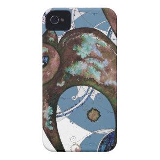 Coques iPhone 4 Case-Mate Chat de myrtille