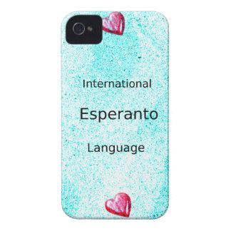 Coques iPhone 4 Case-Mate Conception internationale de langue d'espéranto