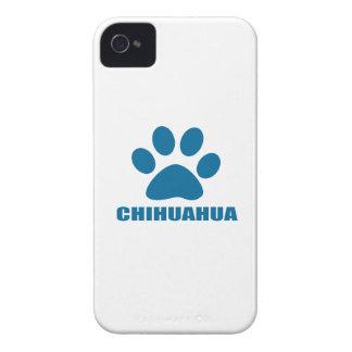 COQUES iPhone 4 Case-Mate CONCEPTIONS DE CHIEN DE CHIWAWA