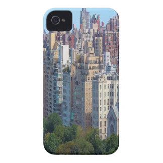 Coques iPhone 4 Case-Mate Côté est NY de stimulant