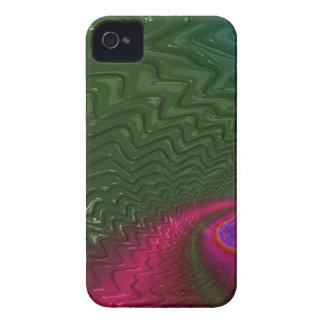 Coques iPhone 4 Case-Mate Crépuscule de fractale de vent