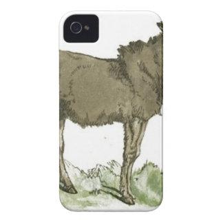 Coques iPhone 4 Case-Mate Dessin d'âne