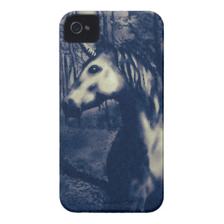 Coques iPhone 4 Case-Mate Dessin de licorne