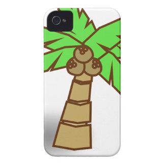 Coques iPhone 4 Case-Mate Dessin de palmier