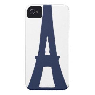 Coques iPhone 4 Case-Mate Dessin de Tour Eiffel