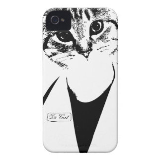 Coques iPhone 4 Case-Mate Dr. chat