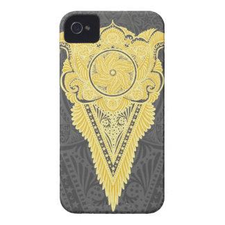 Coques iPhone 4 Case-Mate Épée des fleurs, tarot, spiritualité, newage