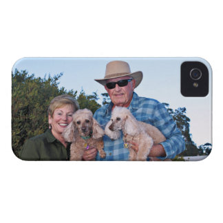 Coques iPhone 4 Case-Mate Épuisement - caniches - Romeo Remy