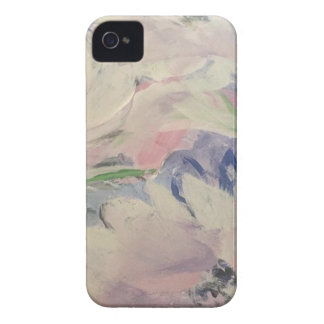 Coques iPhone 4 Case-Mate Floral en pastel