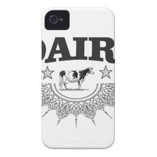 Coques iPhone 4 Case-Mate gloire de la laiterie