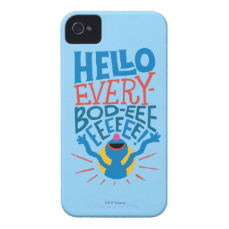 Coques iPhone 4 Case-Mate Grover bonjour