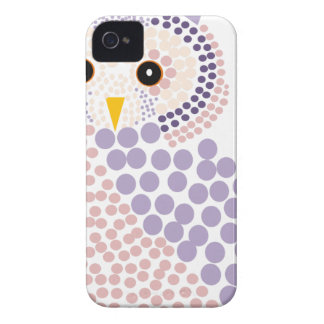 Coques iPhone 4 Case-Mate hibou