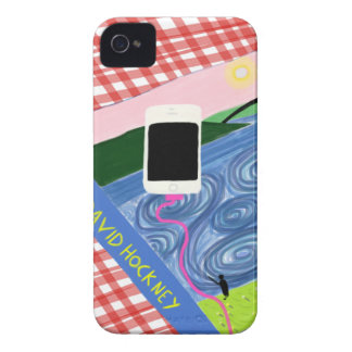 Coques iPhone 4 Case-Mate Hockney style