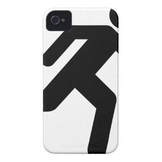 Coques iPhone 4 Case-Mate Icône de gymnase