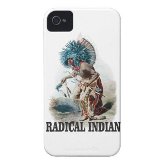 Coques iPhone 4 Case-Mate Indien radical
