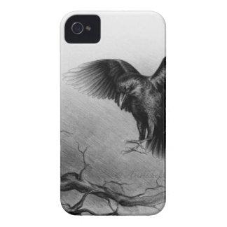 Coques iPhone 4 Case-Mate La corneille