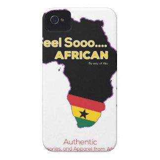 Coques iPhone 4 Case-Mate L'Afrique