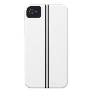Coques iPhone 4 Case-Mate lignes simples d'épée