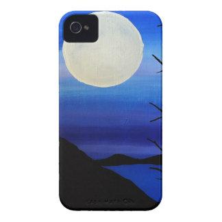Coques iPhone 4 Case-Mate loup sur la montagne