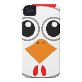 Coques iPhone 4 Case-Mate M. Chickenz Merchandise