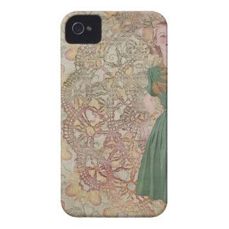 Coques iPhone 4 Case-Mate Madame vintage Chic et conceptions